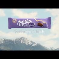 """Lost & Found"" Milka Advertising"